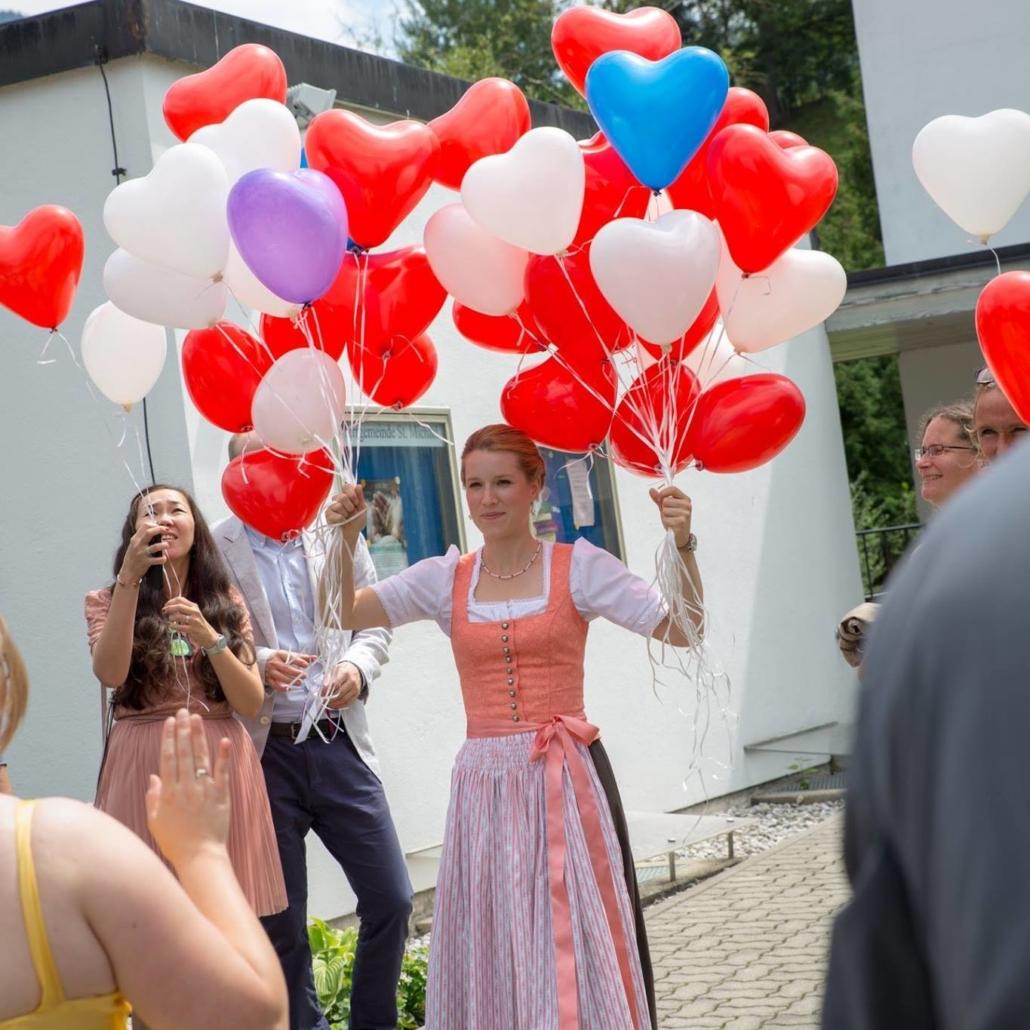 Hochzeiten im Oberland